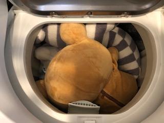 ぬいぐるみ 洗濯機 洗い方 アンパンマン ディズニー リラックマ